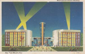 New York World's Fair , Westinghouse Electric Building , 1930s