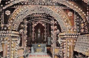 Malta - Chapel of Bones, Skulls, Chapelle