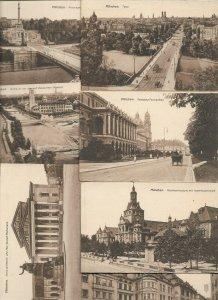 Germany Munich Munchen Postcard Lot of 20   01.14