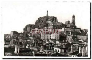 Modern Postcard Le Puy en Velay