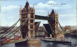 United Kingdom, UK, England, Great Britain Tower Bridge London  Tower Bridge