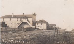 RP: McLEAN , Saskatchewan, Canada; 1900-10s ; Railway Street