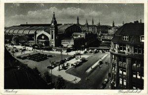 CPA AK Hamburg- Hauptbahnhof GERMANY (902655)