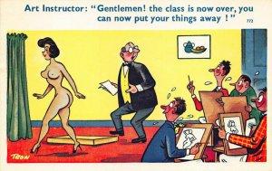 Leslie Lester Ltd. Risque Sayings #772 Postcard