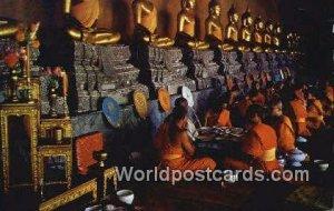 Festive Merit, Wad Phra Bangkok Thailand Unused