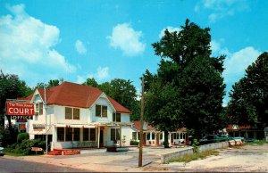 Arkansas Hot Springs The Town House Court