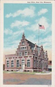 Minnesota New Ulm Post Office 1953