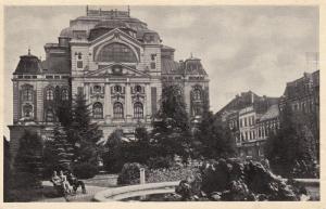 KOSICE, Slovakia, 1900-10s; Theater