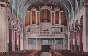 Washington Seattle St James Church Interior