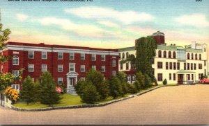 Pennsylvania Shenandoah Locust Mountain Hospital