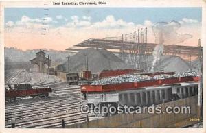 Cleveland, Ohio, USA Iron Industry
