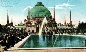 1915 Pan-Pacific Expo San Francisco Postcard F98