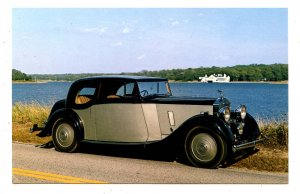 1936 Rolls-Royce 25-30 H.P. Continental Coupe