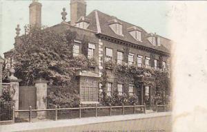 Miss Marie Coelli's House, Stratford-Upon-Avon, Warwickshire, England, United...