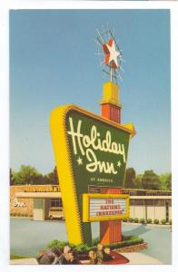 Holiday Inn Motel Cape Charles Kiptopeke Beach VA US 13