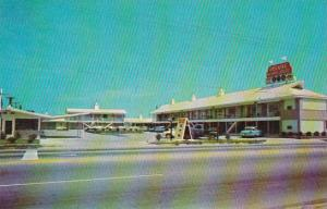 North Carolina Jacksonville Deluxe Motor Lodge