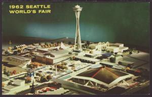 Seattle World's Fair Postcard
