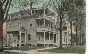 PITTSFIELD , Massachusetts, 1911 ; Hillerest Hospital
