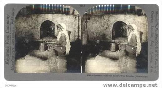 SV: A Samaritan Woman at Jacob's Well , Palestine , 00-10s