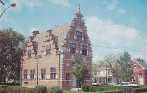 LEWES, Delaware, PU-1964; Zwaanendael House, Replica of Town Hall at Hoorn