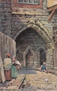 NEWCASTLE-ON-TYNE , UK , 1900-10s , The Black Gate ; TUCK # 1670