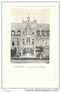 HEVERLE, Belgium, 00-10s  Chapelle du Chateau