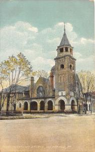 Clearfield Pennsylvania~First Methodist Episcopal Church~Stone Building~1913 Pc