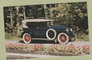 1923 Stutz Six Touring Car Automobile Postcard