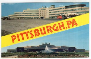 Pittsburgh, Pa, Greater Pittsburgh Airport