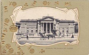 LIVERPOOL , England , 1901-07 ; The Walker Art Gallery , TUCK