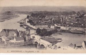 Vue Generale, Montereau (Seine et Marne), France, 1900-1910s