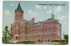 Worcester, Mass, Assumptionist College