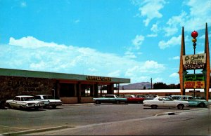 New Mexico Socorro El Camino Motel