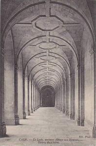 Le Lycee, Ancienne Abbaye Aux Hommes, Galerie Du Cloitre, Caen (Calvados), Fr...