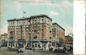 Canada - King Edward Hotel - Toronto 01.88