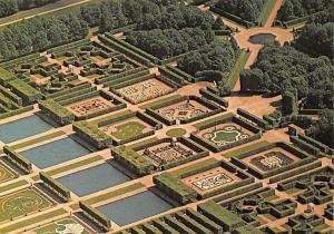 Hannover-Herrenhausen, Blick auf die Sondergaerten Grossen Garten Luftaufnahme