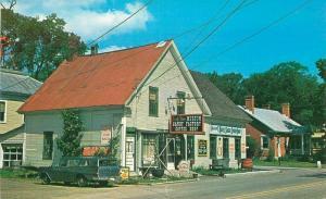 1960s Williamstown Vermont Smith Brothers Maple Museum Sieburg 7044