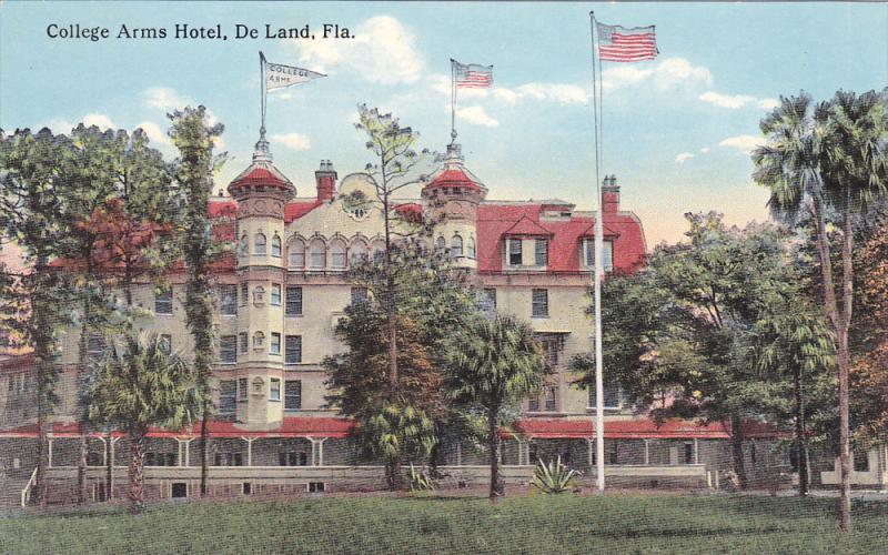 College Arms Hotel, De Land, Florida, 00-10s