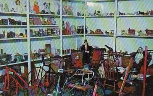 Nebraska Minden Toys Of Graandmother's Day Harold Warp's Pioneer Village