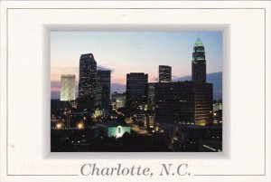 Charlotte Glistens In The Twilight Charlotte North Carolina 1999