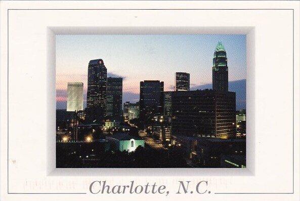 Charlotte Glistens In The Twilight Charlotte North Carolina 1999