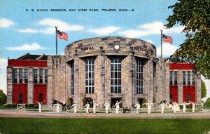 Ohio Toledo Bay View Park U S Naval Reserve