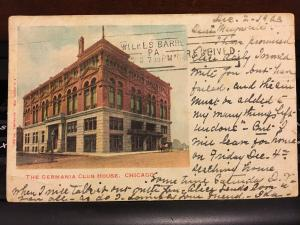 1903 The Germania Club House, 108 W. Germania Place, Chicago, IL d18
