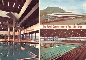 The Royal Commonwealth Pool Edinburgh