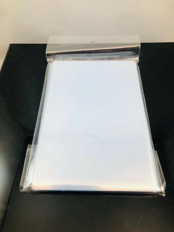 Ultra Pro Postcard Soft Sleeves 100 Sleeves 1 Pack