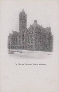 Wisconsin Milwaukee Post Office And Government Building