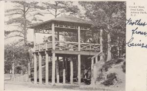 ASBURY PARK , New Jersey , PU-1906; Crow's Nest Deal Lake