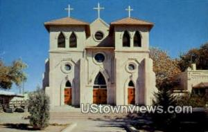 St. Genevieve's Catholic Church Las Cruces NM Unused