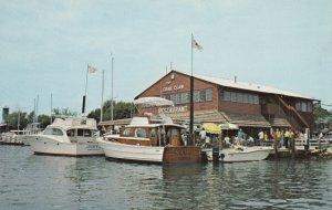 SALISBURY , Maryland , 50-60s ; Crab Claw Restaurant