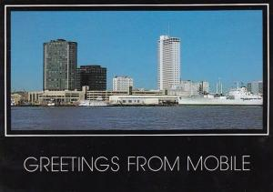 Greetings From Mobile Alabama